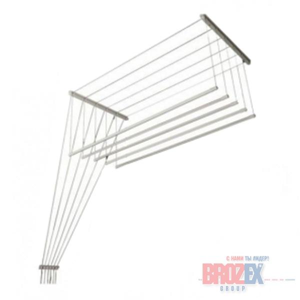 Сушилка потолочная металическая 120-p5 120 см: продажа, цена.